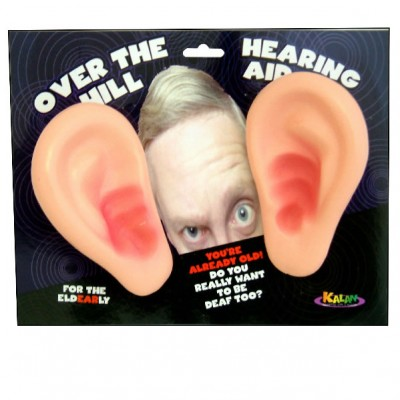 Over The Hill Hearing Aid