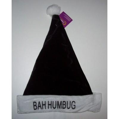 Velvety Finish Budget Bah Humbug Hat