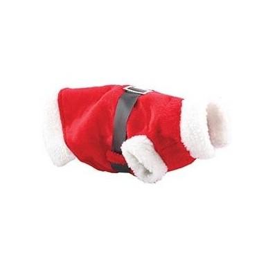 Dog Santa Suit
