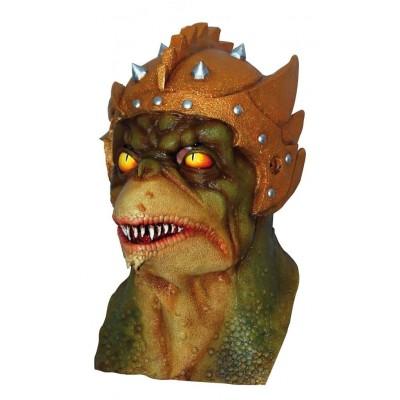 Reptilian Head Mask