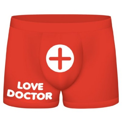 Funny Boxers - Love Doctor