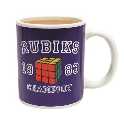 Rubik's Champion 1983 Mug