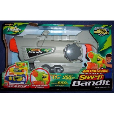 Snap It Bandit Water Gun