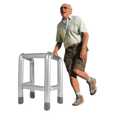 Inflatable Zimmer Frame