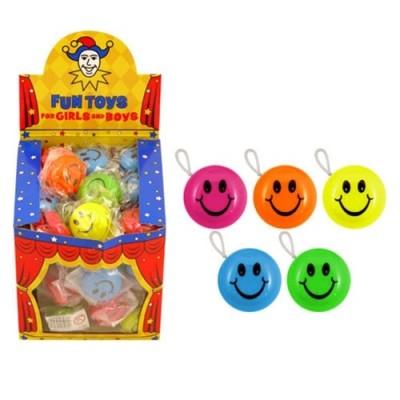 Small Smiley Face Yo-Yo