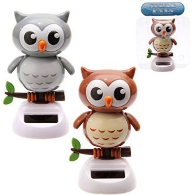 Owl Solar Pal