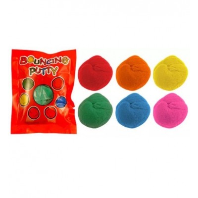 Bouncing Putty - Six Packets