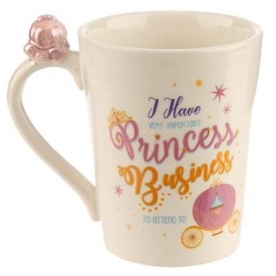 Princess Carriage Mug