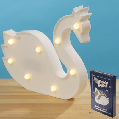 Enchanter Kingdom Swan Night Light
