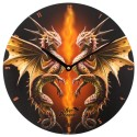 Desert Dragon Wall Clock