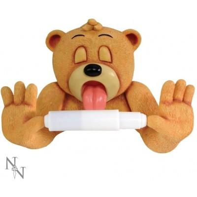 Bad Taste Bears Toilet Roll Holder