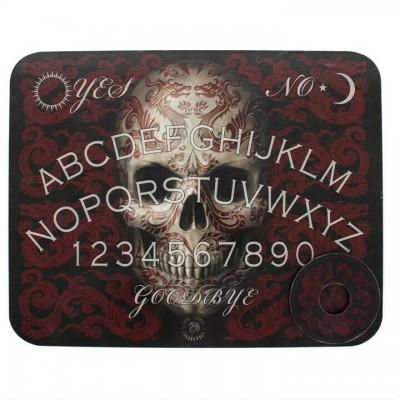 Oriental Skull Ouija Board