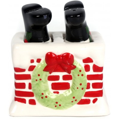 Christmas salt and pepper set