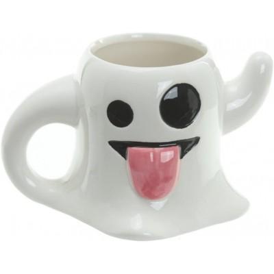 Emoji Ghost Shaped Mug