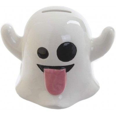 Emoji Ghost Shaped Money Box