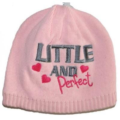 """Little And Perfect"" Baby's Beanie Hat"