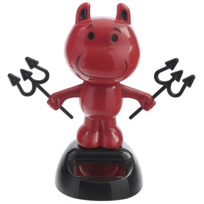 Red Devil Solar Pal