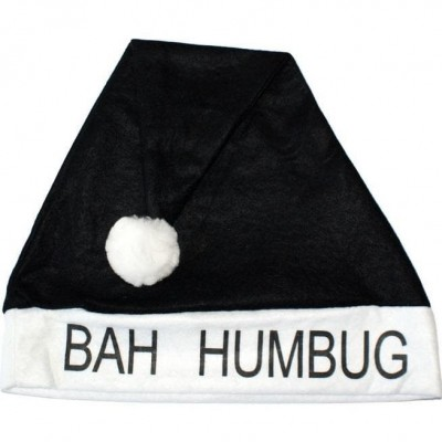 BAH HUMBUG Christmas Hat (version 2)