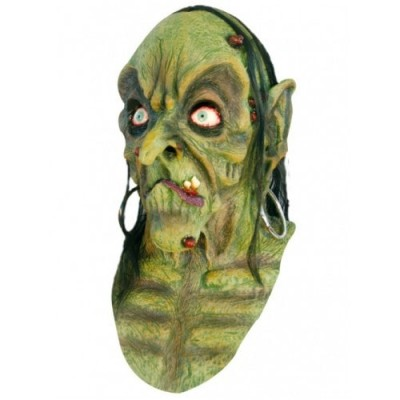 Belladonna witch head mask