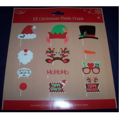 12 Christmas Photo Props