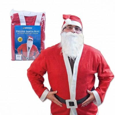 Adult Santa Suit