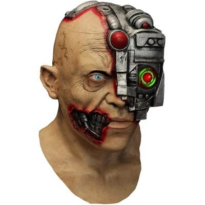 Cyborg head mask