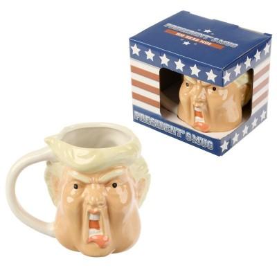 President Head Mug