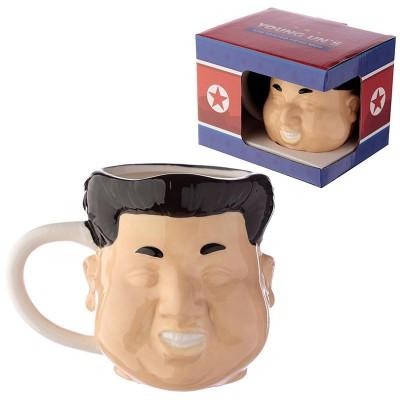 Kim Head Mug
