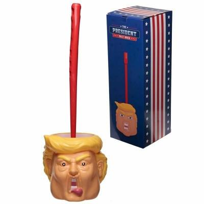 President Toilet Brush Set