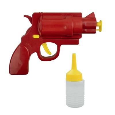 Gun Shaped Sauce Dispenser