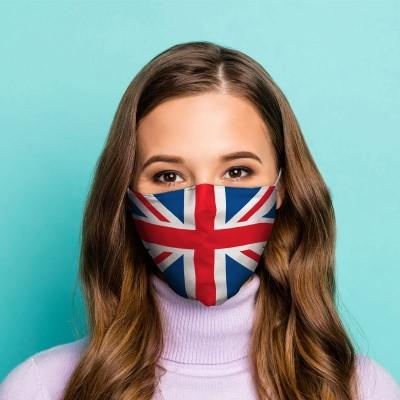 Face Covering / Mask - British Flag Design