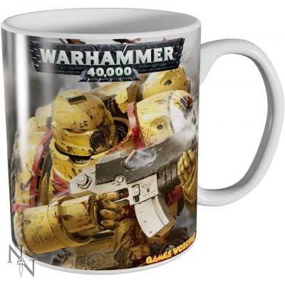 Warhammer 40k Imperial Fists Mug