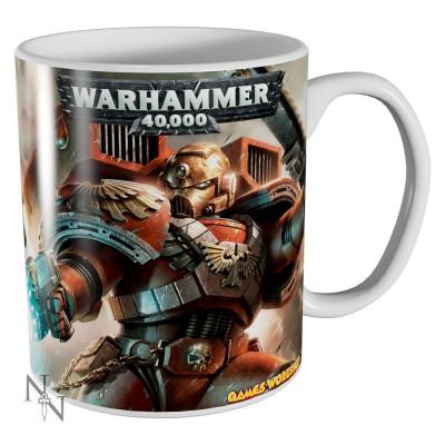 Warhammer 40k Blood Angels Mug