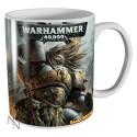 copy of Warhammer 40k Space Wolves Mug